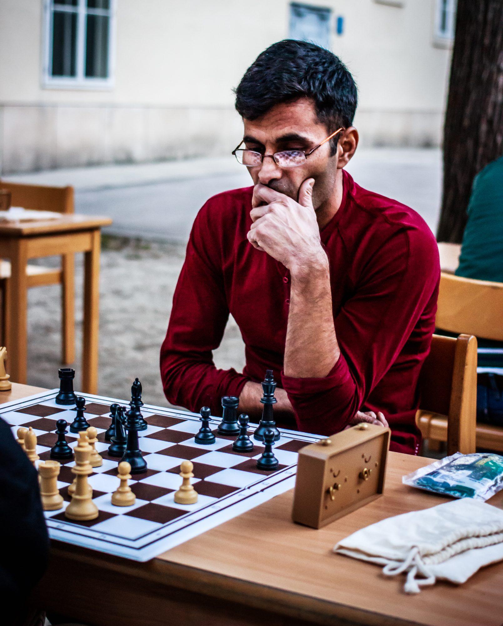 Chess Refugees Radu Mester TedxVienna